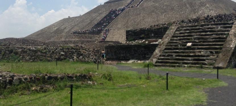 Día 3: Teotihuacán y Basílica deGuadalupe