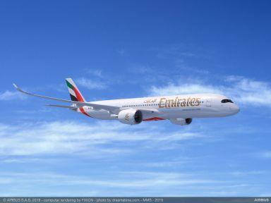 A350 Emirates