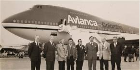 Avianca B747